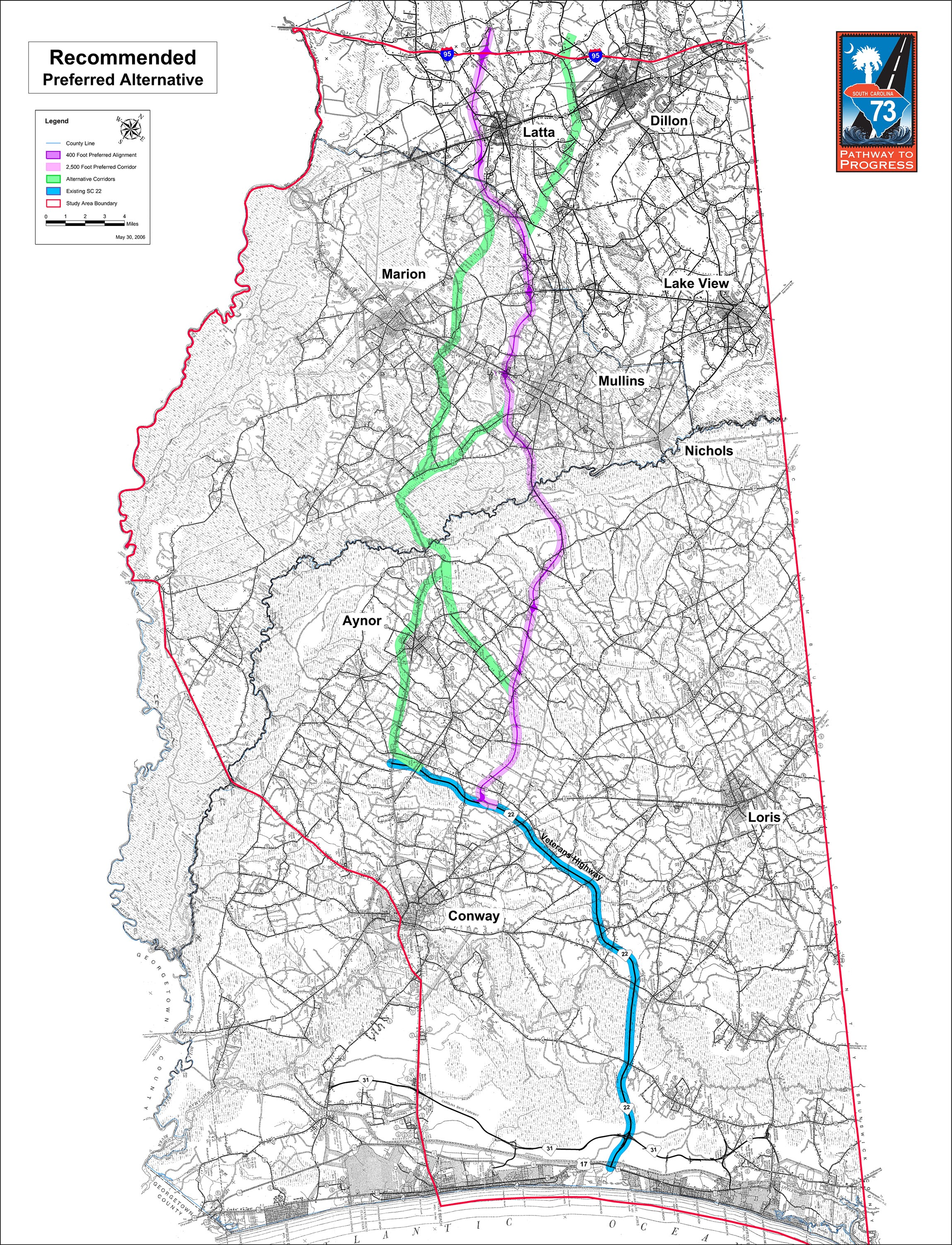 I Map on cooper's point south carolina map, i-40 map, rt 74 north carolina map, conway bypass map, hwy 74 nc map,
